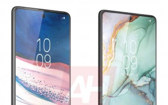 Samsung Galaxy Note10 Lite and S10 Lite appear in new renders