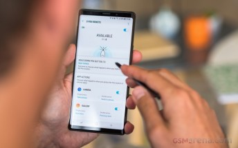 Samsung is now seeding a fourth Android 10 beta for the Galaxy Note9