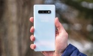 Samsung pushes stable Android 10 update to more European Galaxy S10+ phones