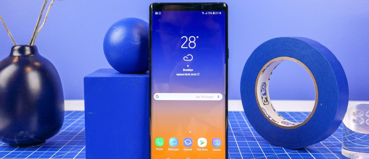 Image result for Telus will release Android 10 for Galaxy S9 and Note9 on March 9