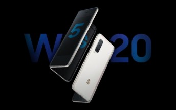 Samsung Galaxy W20 5G goes on sale in China and sells out instantly