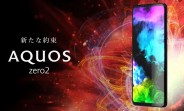 Sharp's Aquos Zero 2 goes on sale in Japan in Q1 2020, coming to Taiwan