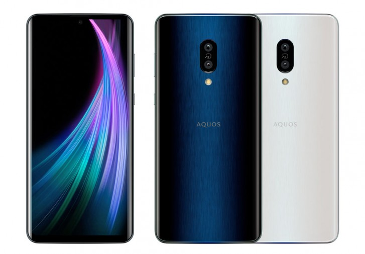 Best Battery Life Phone 2020.Sharp S Aquos Zero 2 Goes On Sale In Japan In Q1 2020