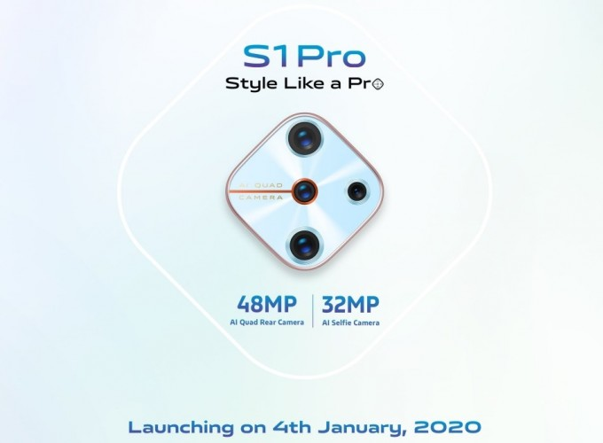 Vivo S1 Pro smartphone will be launched in January, Know expected price