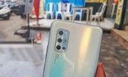 The new vivo V17 appears in hands-on video