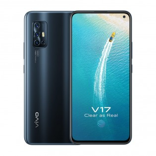 vivo V17 in Midnight Black