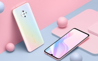 vivo S1 Pro arrives in China as the vivo Y9s