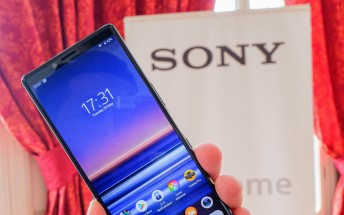 Watch the introduction of the new Sony Xperia devices
