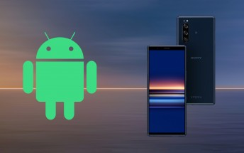 Sony updates Xperia 1 and Xperia 5 to Android 10