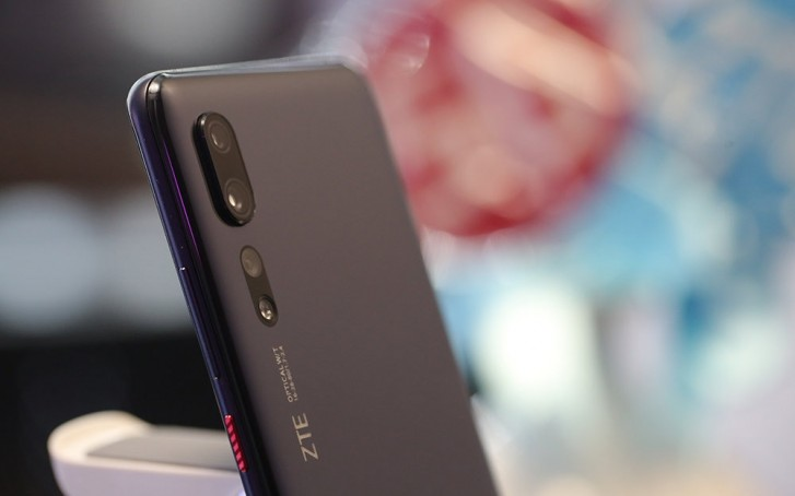 ZTE showcases Axon 10s Pro, confirms SD865 chipset and 5G