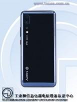 ZTE Axon 10s Pro 5G on TENAA