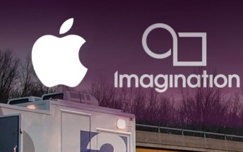 Apple and Imagination Technologies ink new multi-year deal