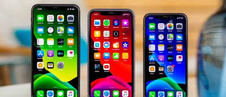 Report: Apple iPhone 11 trio makes up 69% of US Apple smartphone sales in Q4 of 2019 - GSMArena.com news - GSMArena.com