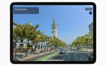 """Apple Maps just got a huge update with improved navigation, """"Look Around"""", and"""