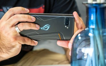 DxOMark isn't too happy with the Asus ROG Phone II's camera performance