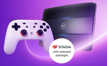 British Telecom bundling Google Stadia Pro membership with broadband packages
