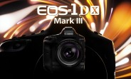 Canon announces $6500 EOS-1D X Mark III with improved performance and video abilities