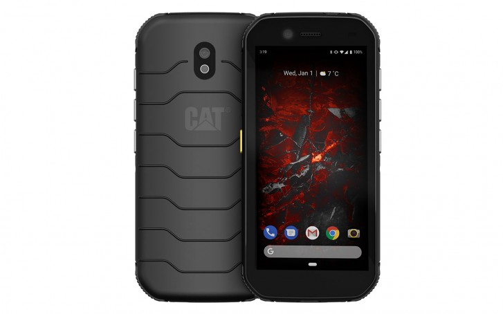 Cat S32 rugged phone announced with Android 10 and 4,200 mAh battery