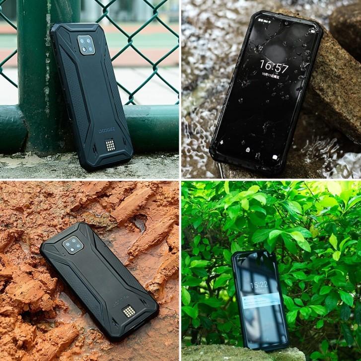 Doogee S95 Pro là điện thoại mô-đun được xếp hạng IP69K với chipset Helio P90