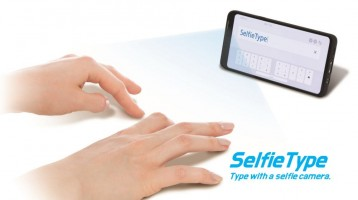 Samsung's SelfieType