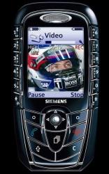 Siemens SX1 McLaren limited edition