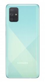 Samsung Galaxy A71 in Blue