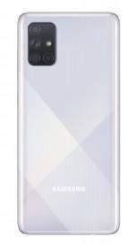Samsung Galaxy A71 in Silver