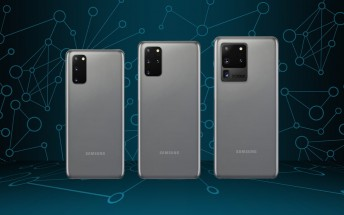 All three Samsung Galaxy S20 phones pass through Geekbench with S865 chips, 12GB of RAM