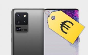 Sticker shock: Samsung Galaxy S20 5G lineup pricing revealed