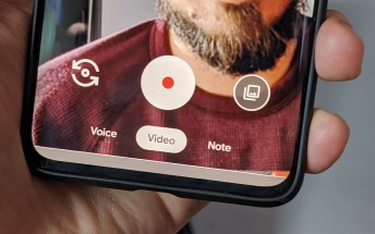 Google Duo rolls out 'Notes' expiring text and doodles
