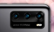 Huawei P40 Pro camera to have updated RYYB sensor, better zoom