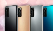 Huawei P40 Pro renders show quad camera with periscope zoom lens