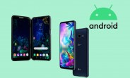 9 more LG phones are getting Android 10 this year