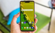 T-Mobile's LG G8 ThinQ receiving Android 10 update