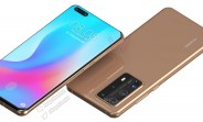 Here are some mockup renders of the Huawei P40 Premium [Video]