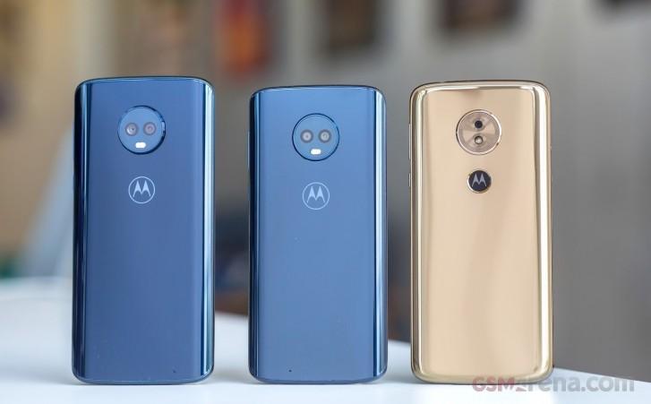 Moto G6 lineup