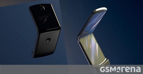 Motorola is working on a 5G version of the foldable Razr 2019 - GSMArena.com news - GSMArena.com