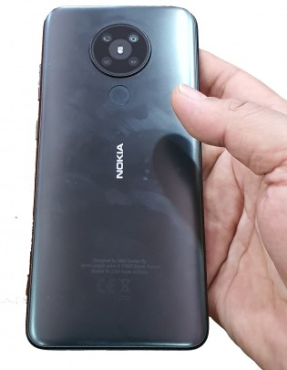 Previously leaked image of Nokia 5.3