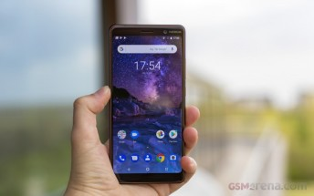 Nokia 7 Plus updated to Android 10