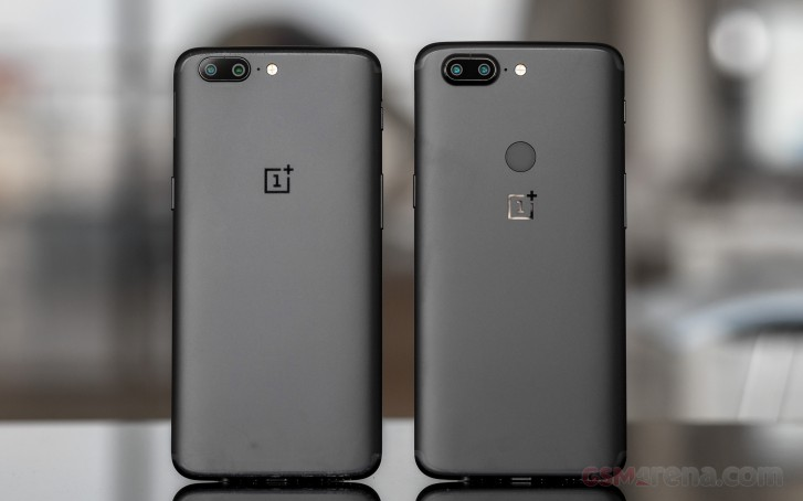 OnePlus 5 and 5T get OxygenOS 9.0.10 with December 2019 security patches