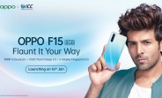 Oppo F15 launch date and key specs revealed