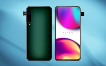 Oppo patent reveals smartphone with side pop-up camera