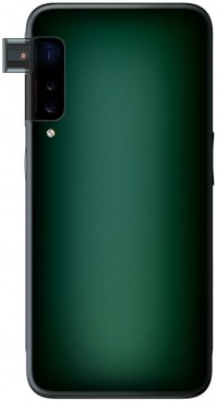 Oppo side mounted pop-up cam design
