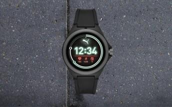 Puma PT9100 smartwatch comes to India