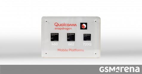 Qualcomm introduces Snapdragon 720G, 662 and 460 - GSMArena.com news - GSMArena.com