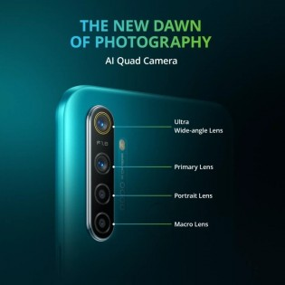 More promo images from Realme on Flipkart