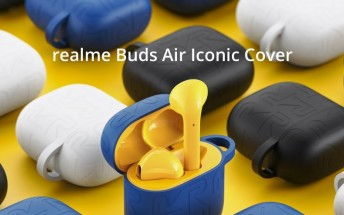 Realme Buds Air Iconic Cover price revealed, sales begin January 28