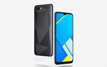Realme C2s quietly unveiled with a Helio P22 SoC and dual camera