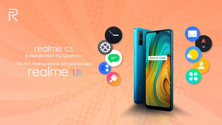 Image result for Realme C3