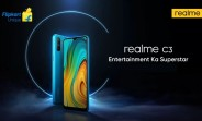 Realme C3 specs revealed: Helio G70 SoC and 5,000 mAh battery in tow